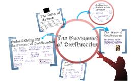 Chap 4 The Sacrament of Confirmation