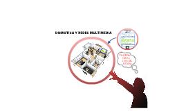 Copy of DOMOTICA- REDES MULTIMEDIA