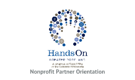 Hands On Partner Orientation 2015