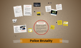 Police brutality