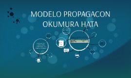 MODELO PROPAGACON OKUMURA HATA
