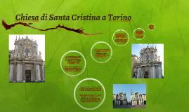 Copy of Chiesa di Santa Cristina a Torino