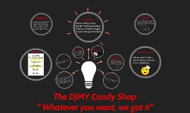 The DJMY Candy Shop