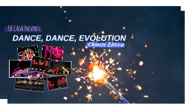 UF CASA's 1st Fall GBM: Dance, Dance, Evolution