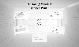 The young mind of