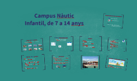Copy of INFANTILS-Campus Olímpia Nàutic 2015