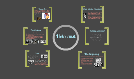 Brief Overview of the Holocaust