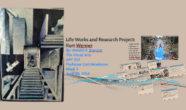 Copy of Life Works and Research Project: Kurt Wenner