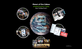 Copy of Top Five Values - Jared Yalung