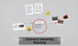 Course & University Planning