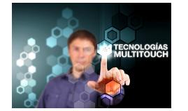 Tecnologías Multitouch