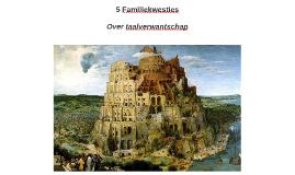 5 Familiekwesties
