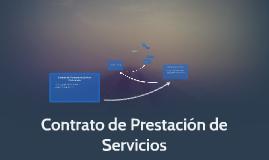 Copy of Contrato de Prestación de Servicios Profesionales