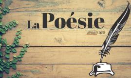 La Poésie (Oral)