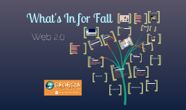 Copy of What's New For Fall...Web 2.0