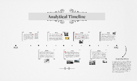 Analytical Timeline 2