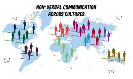 Non-verbal communication across cultures