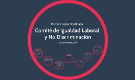 Copy of Segunda Reunión de Trabajo de la Red de Enlaces de Género