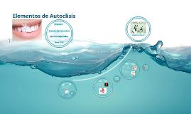 Copy of Elementos de Autoclisis