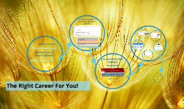 The Right Career for You!