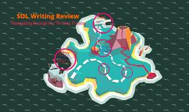 Treasure Map SOL Writing Review