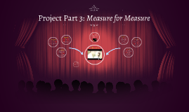 Project Part 3: Measure for Measure