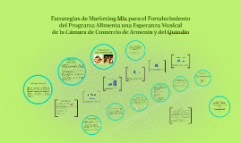 Análisis de Estrategias de Marketing Mix para el Fortalecimi
