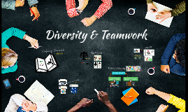 Diversity and Teamworking