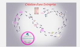 Copy of Copy of Création d'une Entreprise