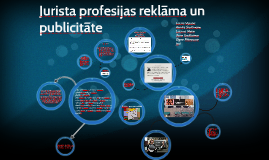 Jurista profesijas reklāma un publicitāte