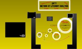 SIFTT Method of Literary Analysis