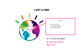 LGBT in IBM