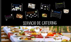 Copy of SERVICIO DE CATERING