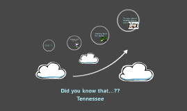 Did you know that...??