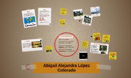 Abigail Alejandra López Colorado