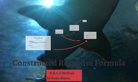 Constructed Response Formula