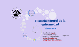 Historia natural de la tuberculosis