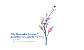 Illustrated Flipping the classroom