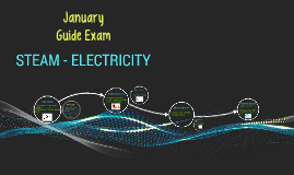 STEAM 4A Lesson 5 Week 1 - Electricity (Guide Exam)