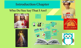 NT Introduction Chapter