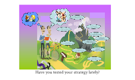 Copy of Test your strategy
