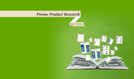 Copy of Promo Product Research