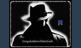 Copy of Homicide Detective