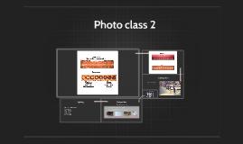 Photo class 2