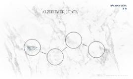 ALZHEIMER CEAFA