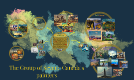Copy of The Group of Seven:  Canada's landscape painters