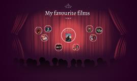 My favoutite films