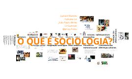 Sociologia?
