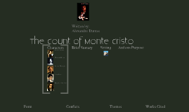 Copy of The Count Of Monte Cristo