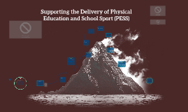 Level 3 Certificate in Supporting the delivery of Physical Education and School Sport